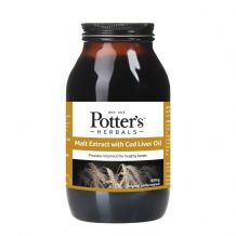 Malt Extract with Cod Liver Oil